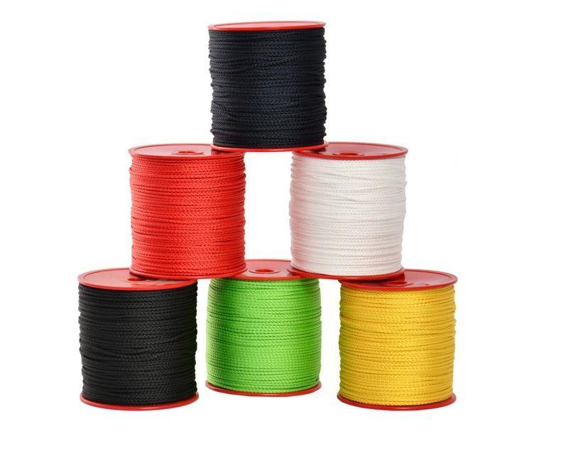 Globe Polyester çok Amaçlı Halat İp 1,7 Mm 150 Mt.