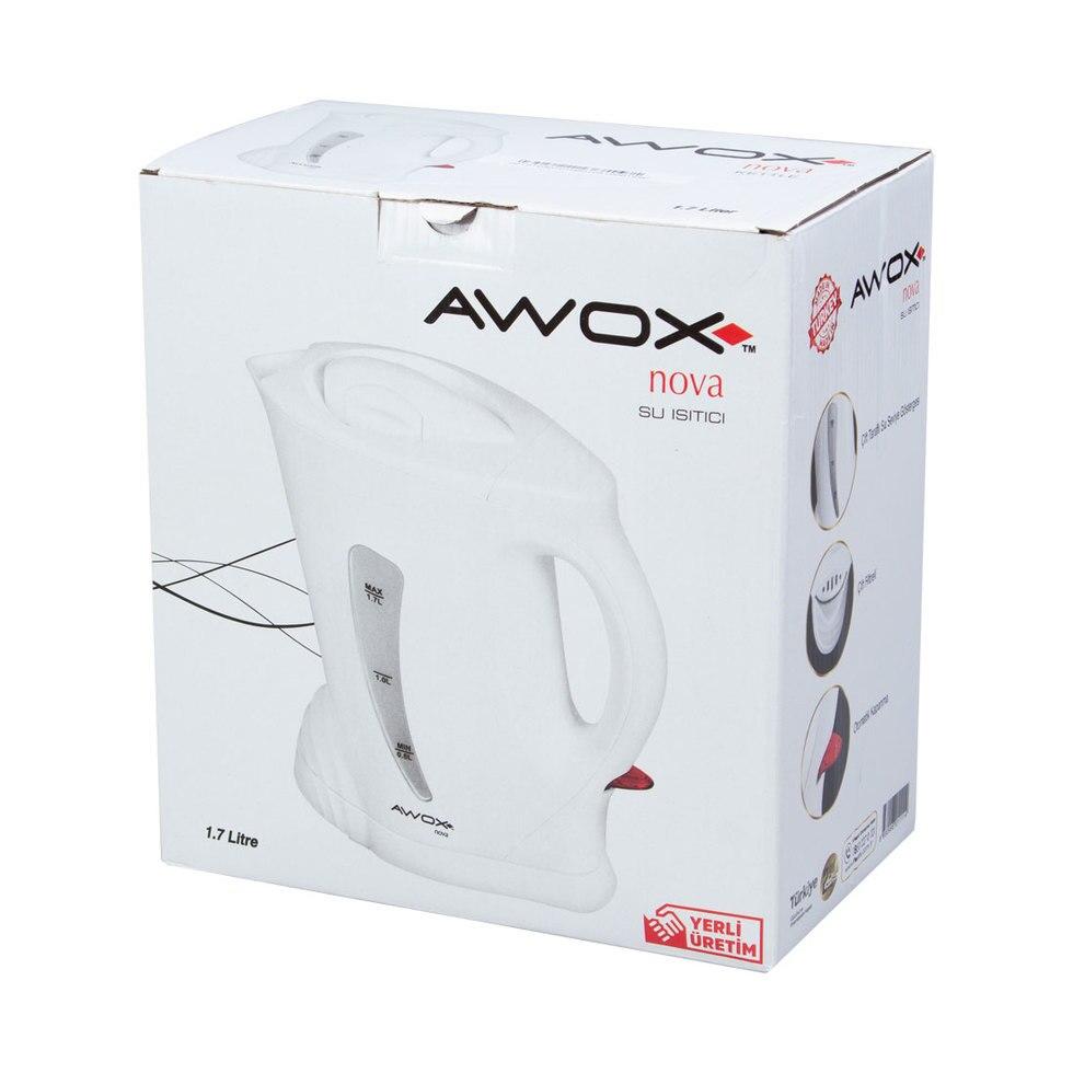 Awox Nova Su Isıtıcı Kettle 1.7Lt
