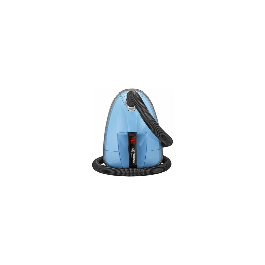 Nilfisk Select LBC013P08A1 650W Toz Torbalı Elektrikli Süpürge - Mavi