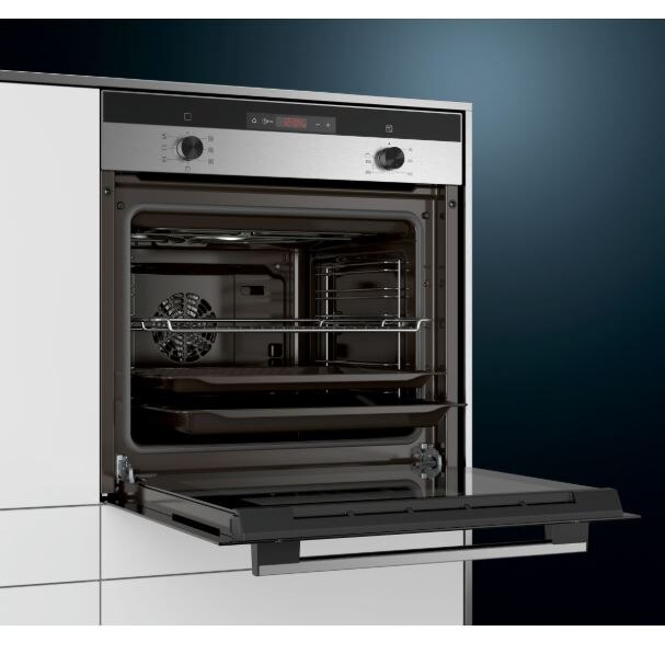 Siemens HB013FBS1T Paslanmaz Çelik Ankastre Fırın