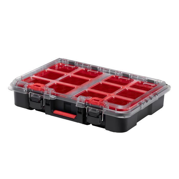 Keter 17210365 Pack N Stack Hart Modular System 3 Katlı Tekerlekli Takım Çantası nasıl kullanılır