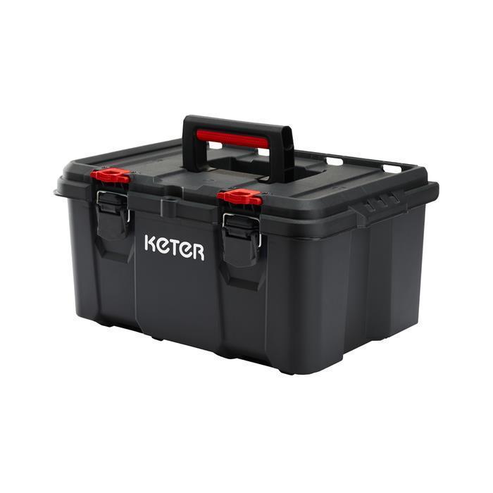 Keter 17210365 Pack N Stack Hart Modular System 3 Katlı Tekerlekli Takım Çantası nereden bulurum