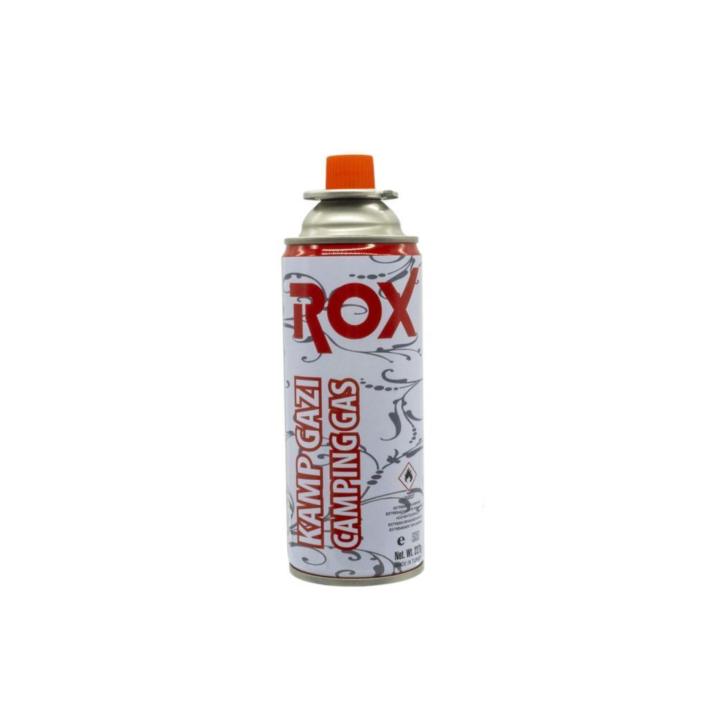 ROX Kamp Ocak Gazı Valfli Kartuş 227gr fiyatı
