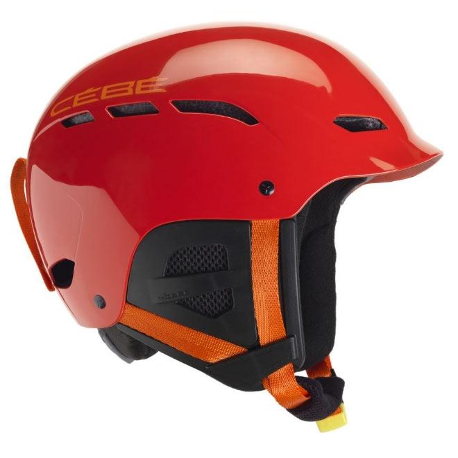 Cebe Dusk Kayak Snowboard Kask 49 53Cm Rtl Kırmızı Cbh126