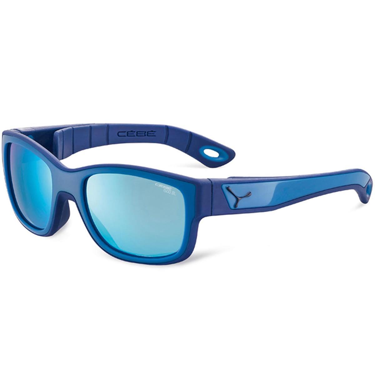 Cebe Strike Güneş Gözlük Mat Mavi 1500 Çocuk  Grey Pc Mavi Ligh Cbstrike1