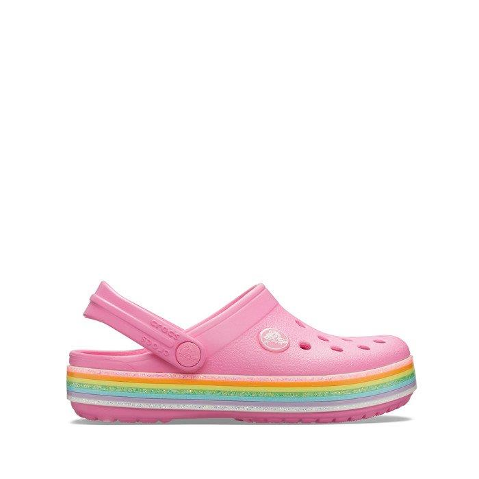 Crocs Crocband Rainbow Glitter Clg K Terlik  CR0938 669