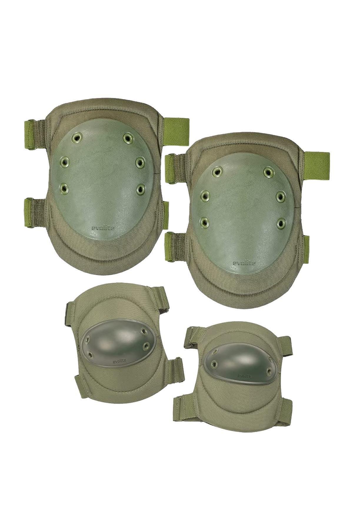 Evolıte Protector Dizlik Dirseklik Set E-5518