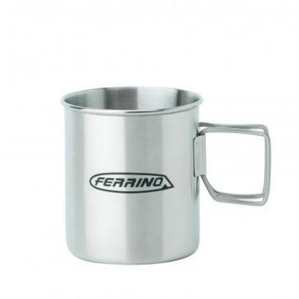 Ferrino İnox Kulplu Bardak Fer79305