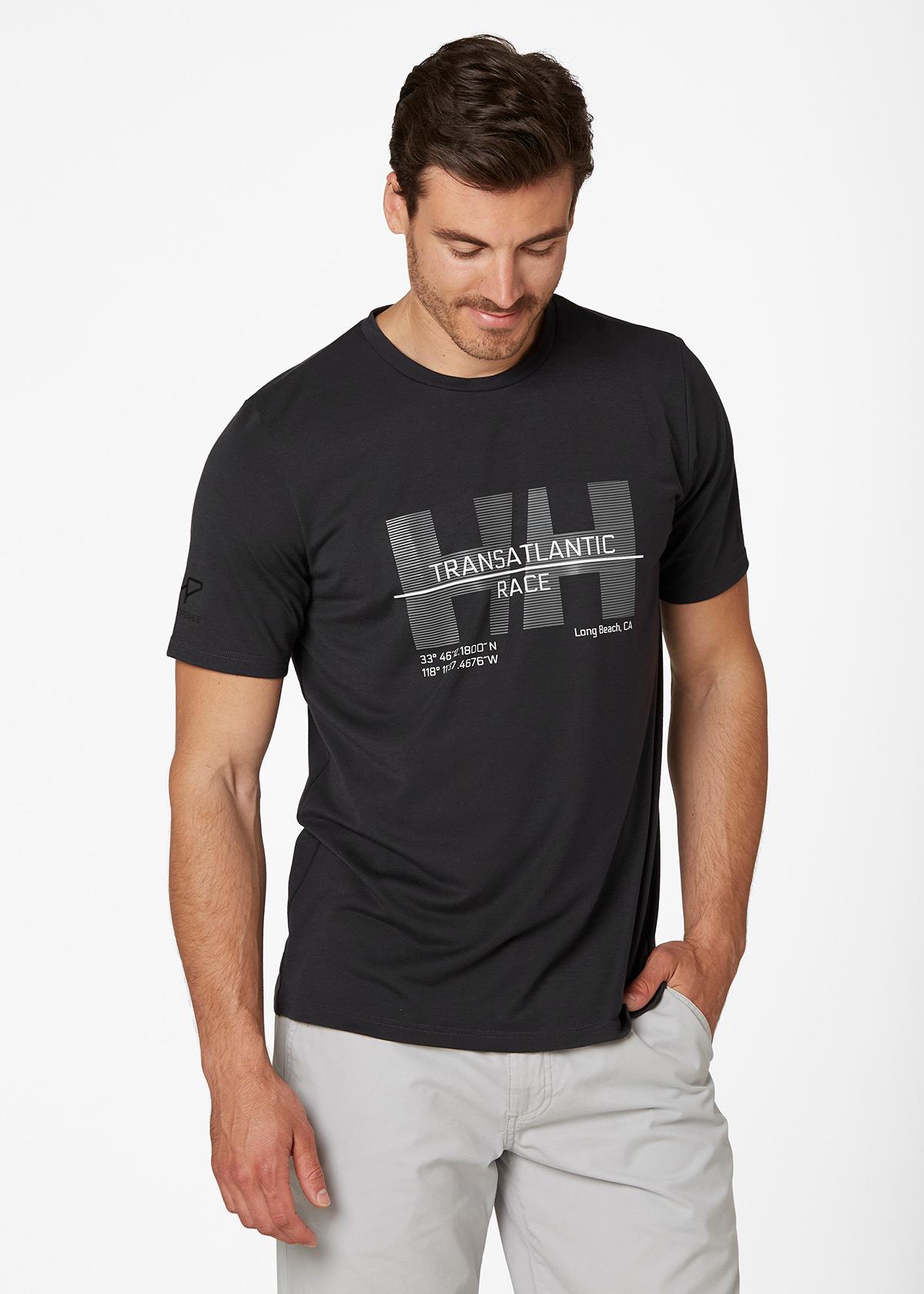 Helly Hansen Hh Hp Racing T-Shirt Erkek T-Shirt / Polo T-Shirt