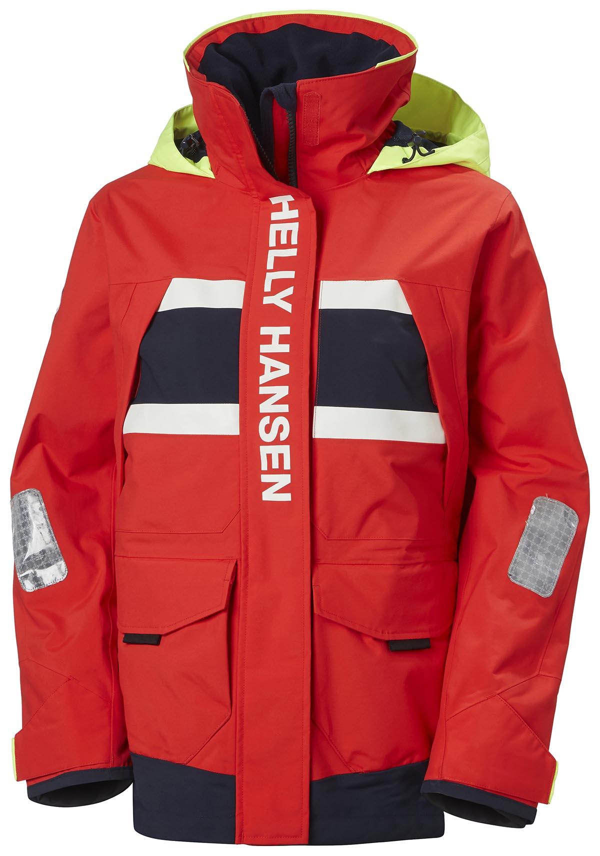 Helly Hansen HH W SALT COASTAL JACKET HHA.30344 HHA.222