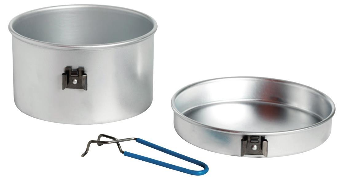 Laken Alüminyum 1.6L Pişirme Seti Lklp2