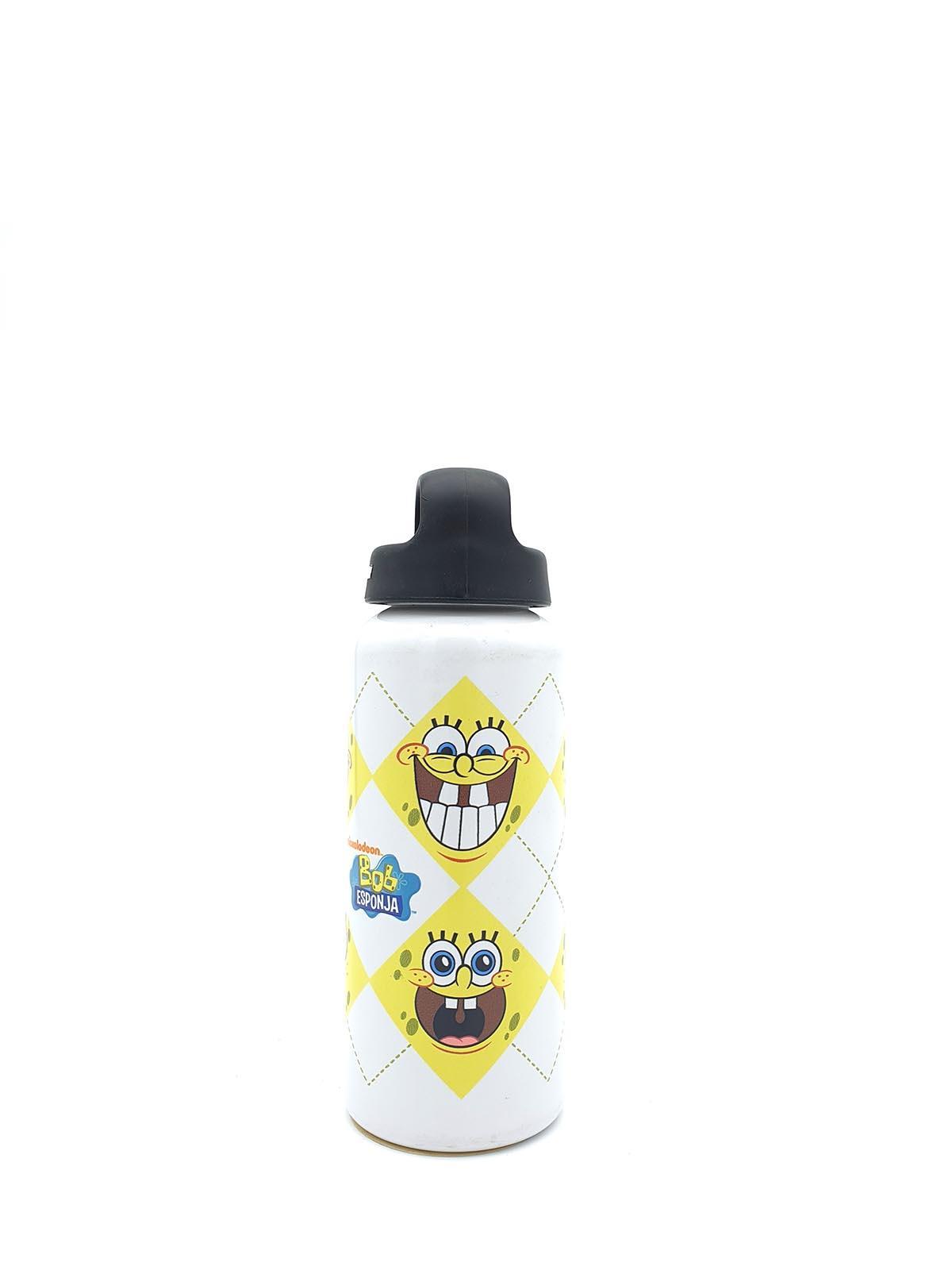 Laken Alüminyum Hit Sponge Bob Şişe 0,45L Rombos Bob Lksb06.45