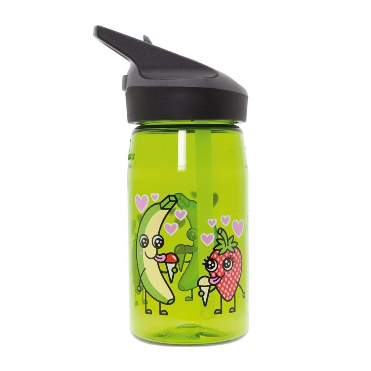 Laken Tritan Jannu Şişe 0,45L - Green Tutti Frutti