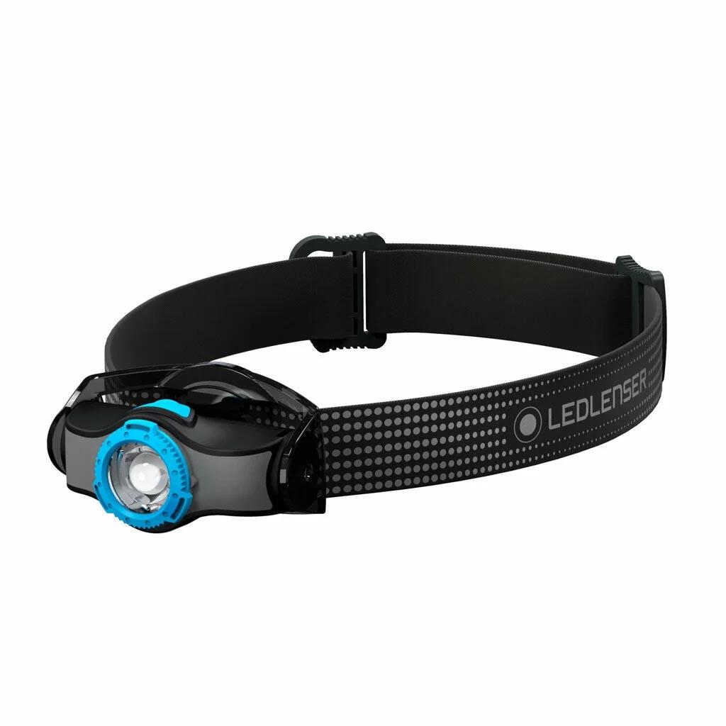 LedLenser MH3 Black-Blue 502150 Fener LED502150
