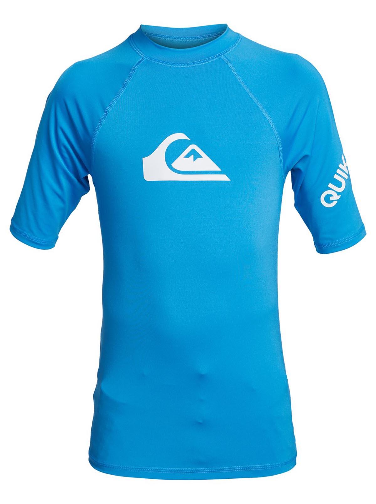 Quiksilver ALLTIMLSYTH B SFSH Lycra T-Shirt EQBWR03121-BMM0