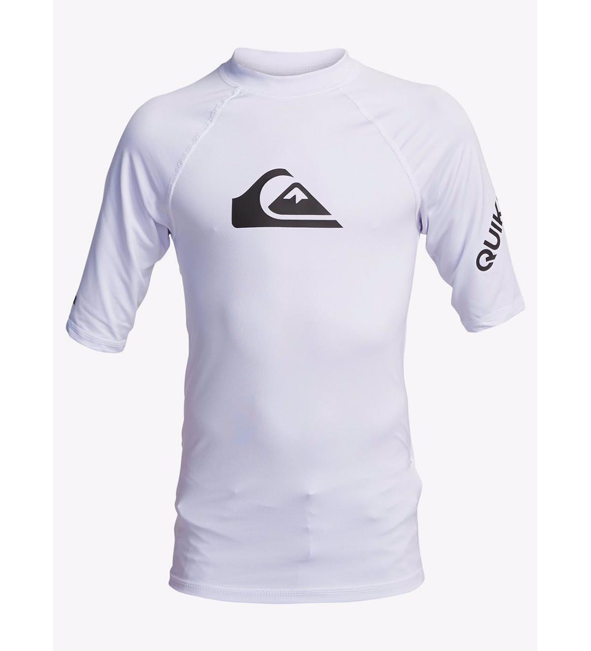 Quiksilver ALLTIMLSYTH B SFSH Lycra T-Shirt  EQBWR03128-WBB0