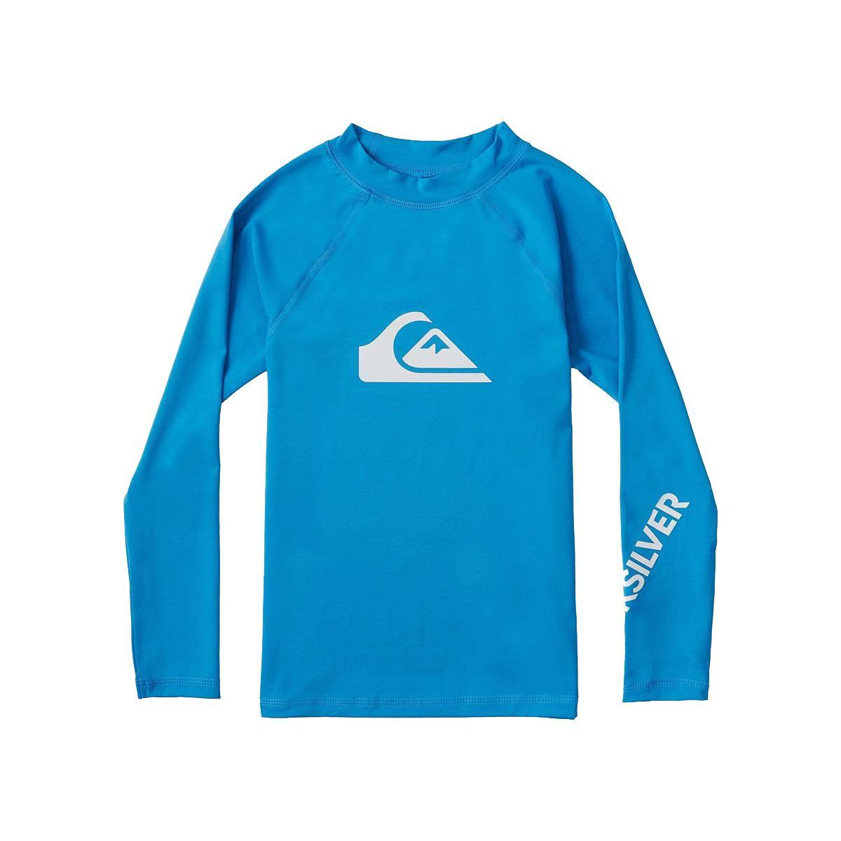 Quiksilver ALLTIMSSBOY K SFSH Çocuk T-Shirt EQKWR03077-BMM0