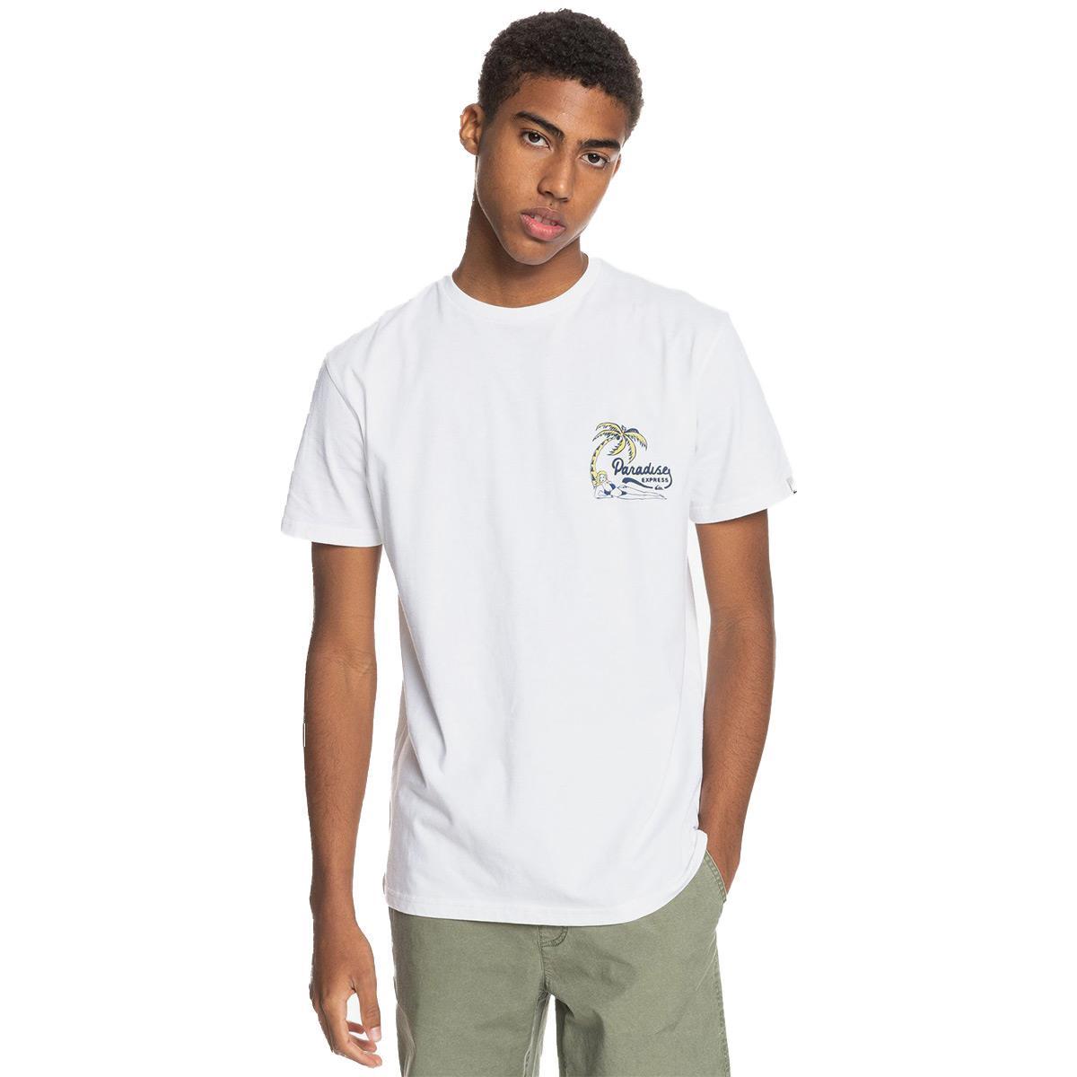 Quiksilver Another Escape SS T-Shirt EQYZT06330