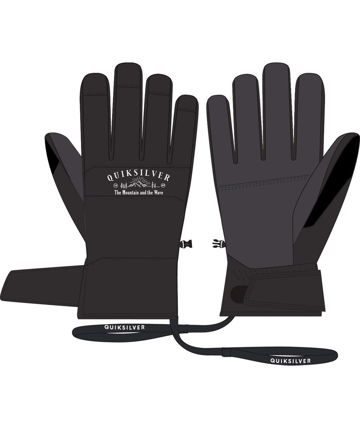 Quiksilver Cross Glove M GLOV Eldiven EQYHN03143