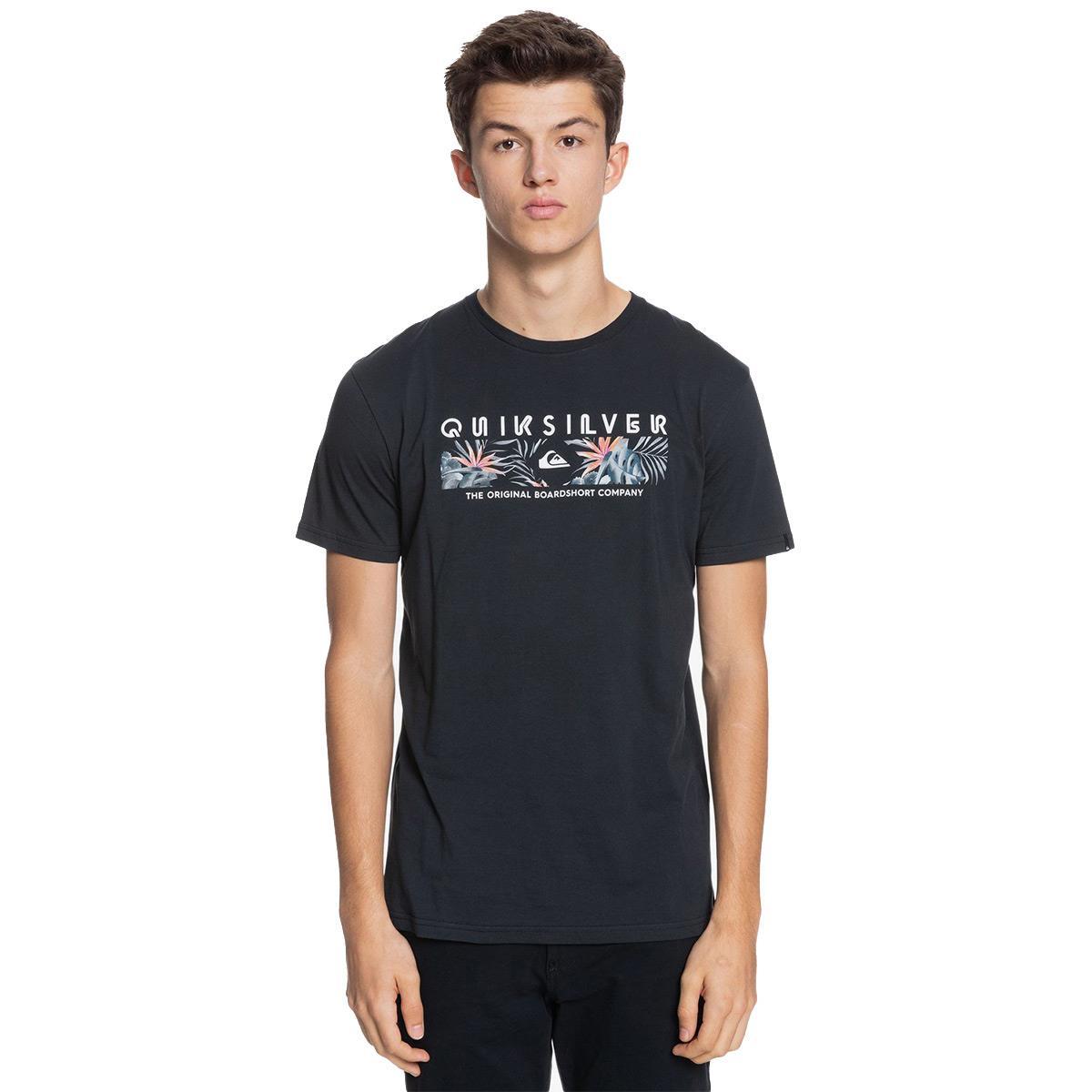 Quiksilver Dıstant Shores SS T-Shirt EQYZT06323