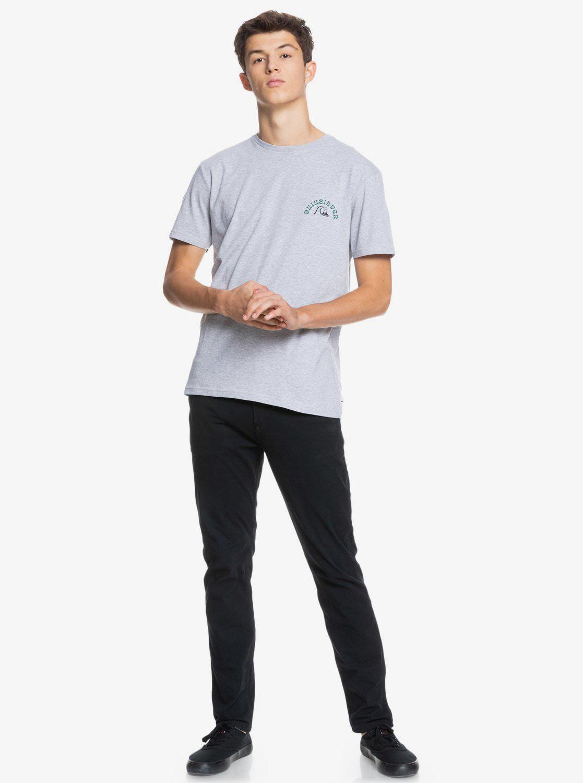 Quiksilver ForeıgnTıdes SS T-Shirt EQYZT06362
