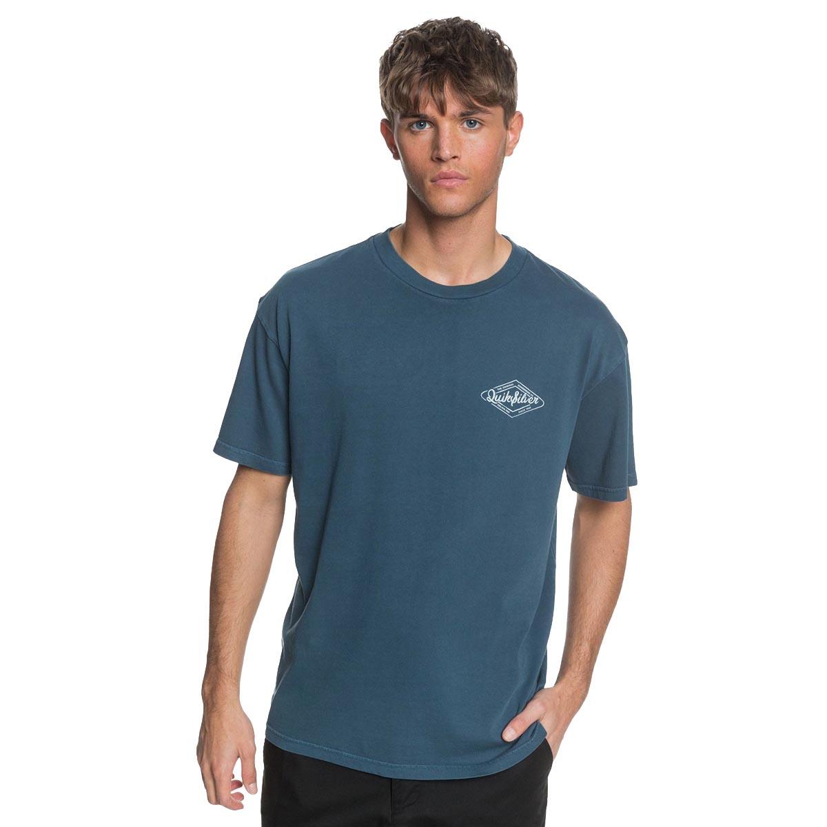 Quiksilver Harmony HALL SS Erkek T-Shirt EQYZT05999 QK.BSM0