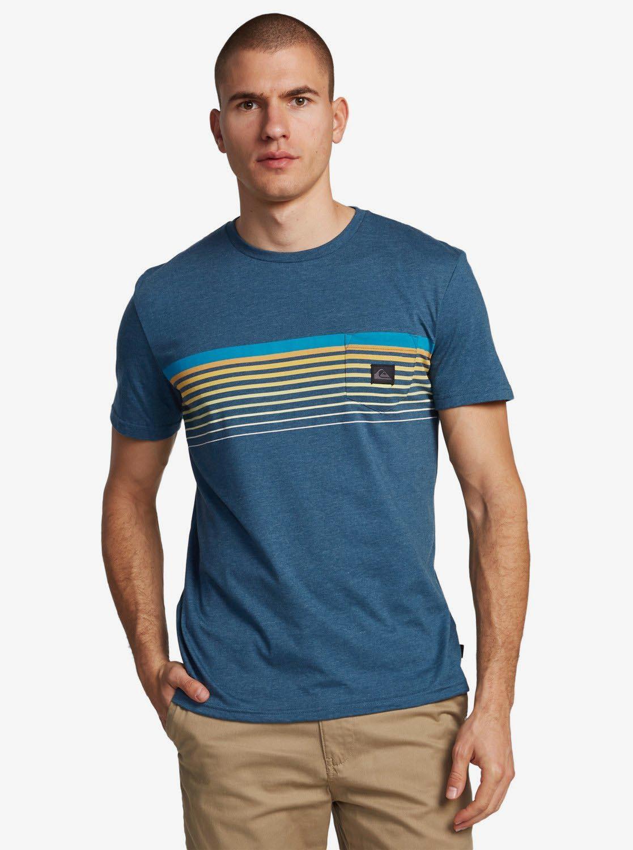 Quiksilver Slab Pocket TEE T-Shirt EQYZT05793-BSMH