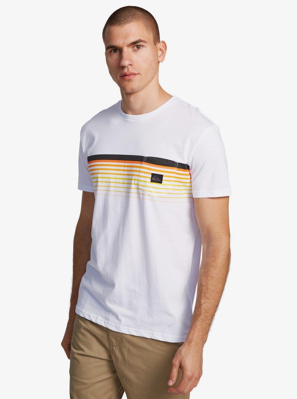 Quiksilver Slab Pocket Tee T-Shirt EQYZT05793-WBB0