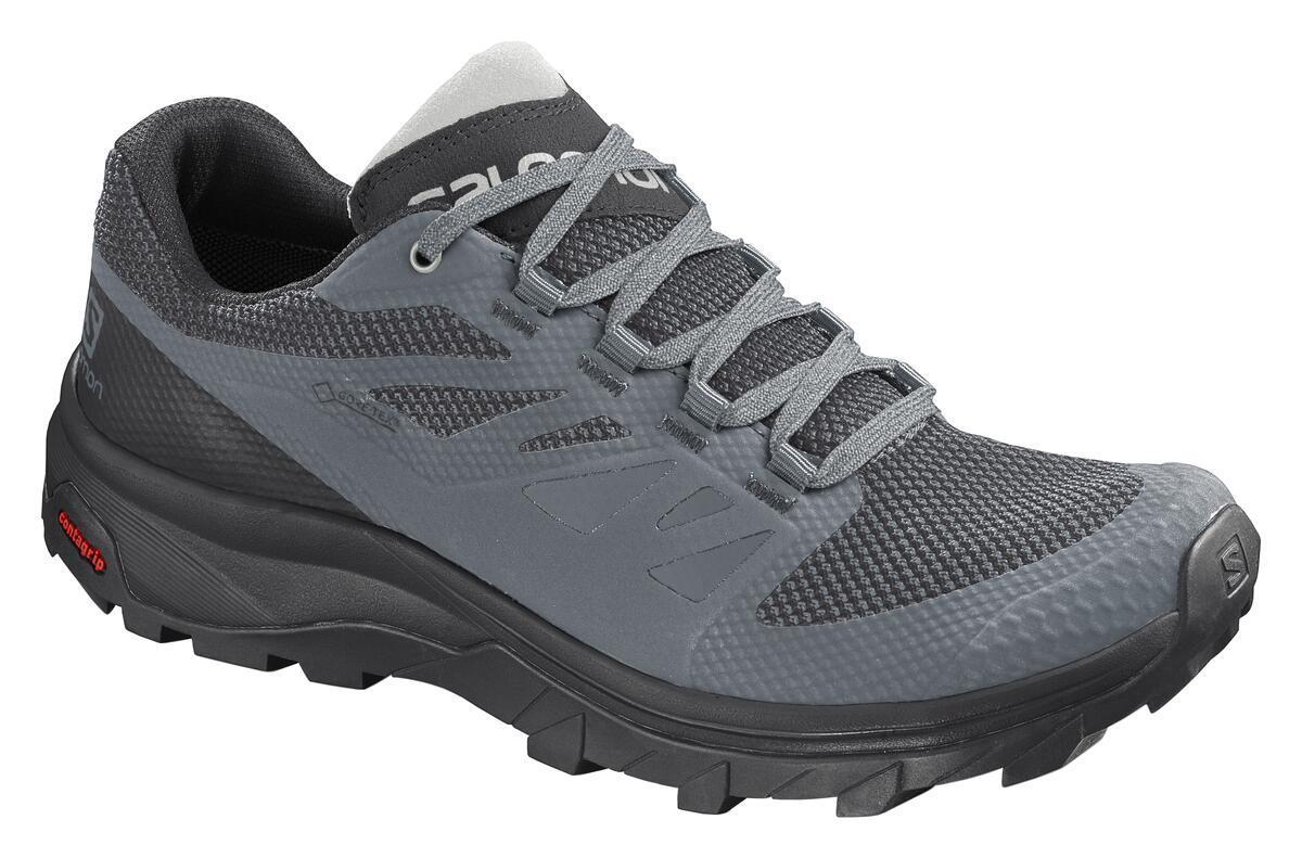 Salomon Outline GTX W Gri Kadın  Ayakkabısı L40997000
