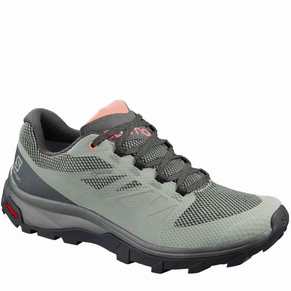 Salomon OUTline Goretex  Kadın Ayakkabı  L40796900