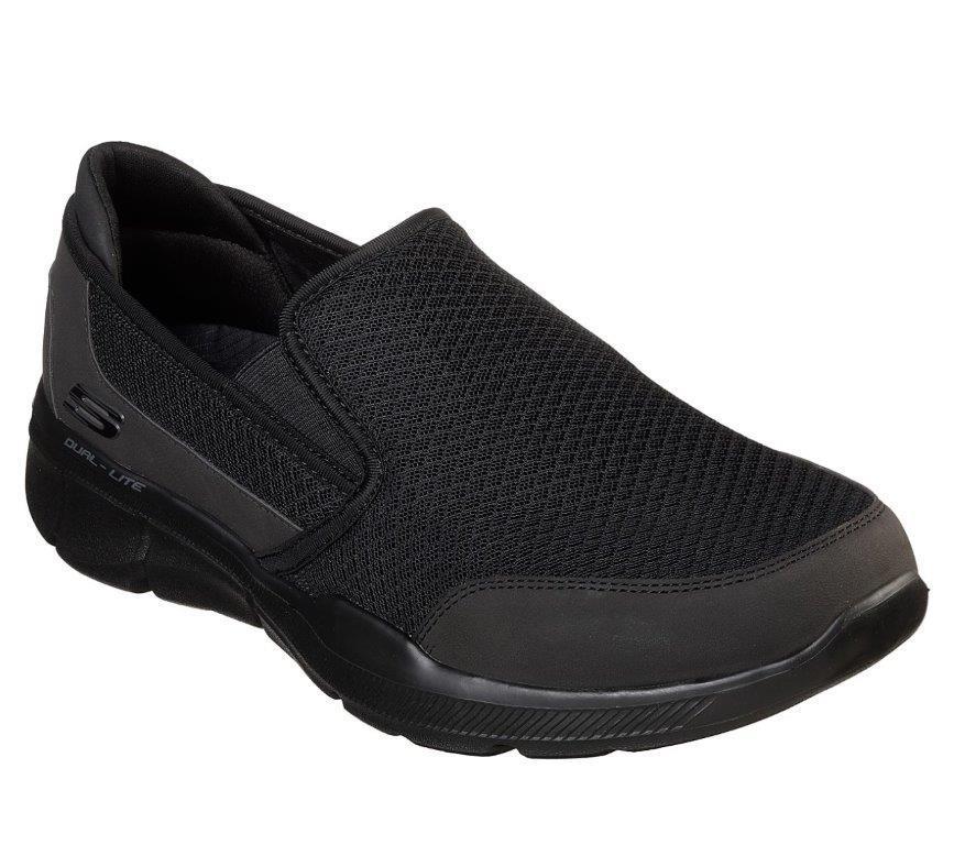 Skechers Equalızer3.0 Siyah Erkek Ayakkabısı