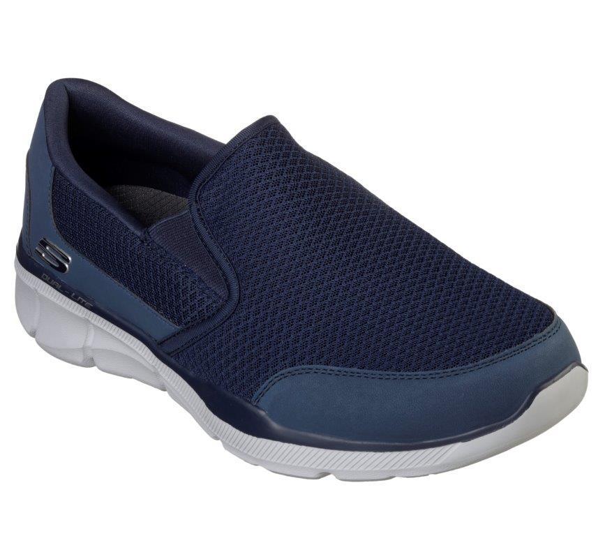 Skechers Equalızer3.0 Lacivert  Erkek Ayakkabısı