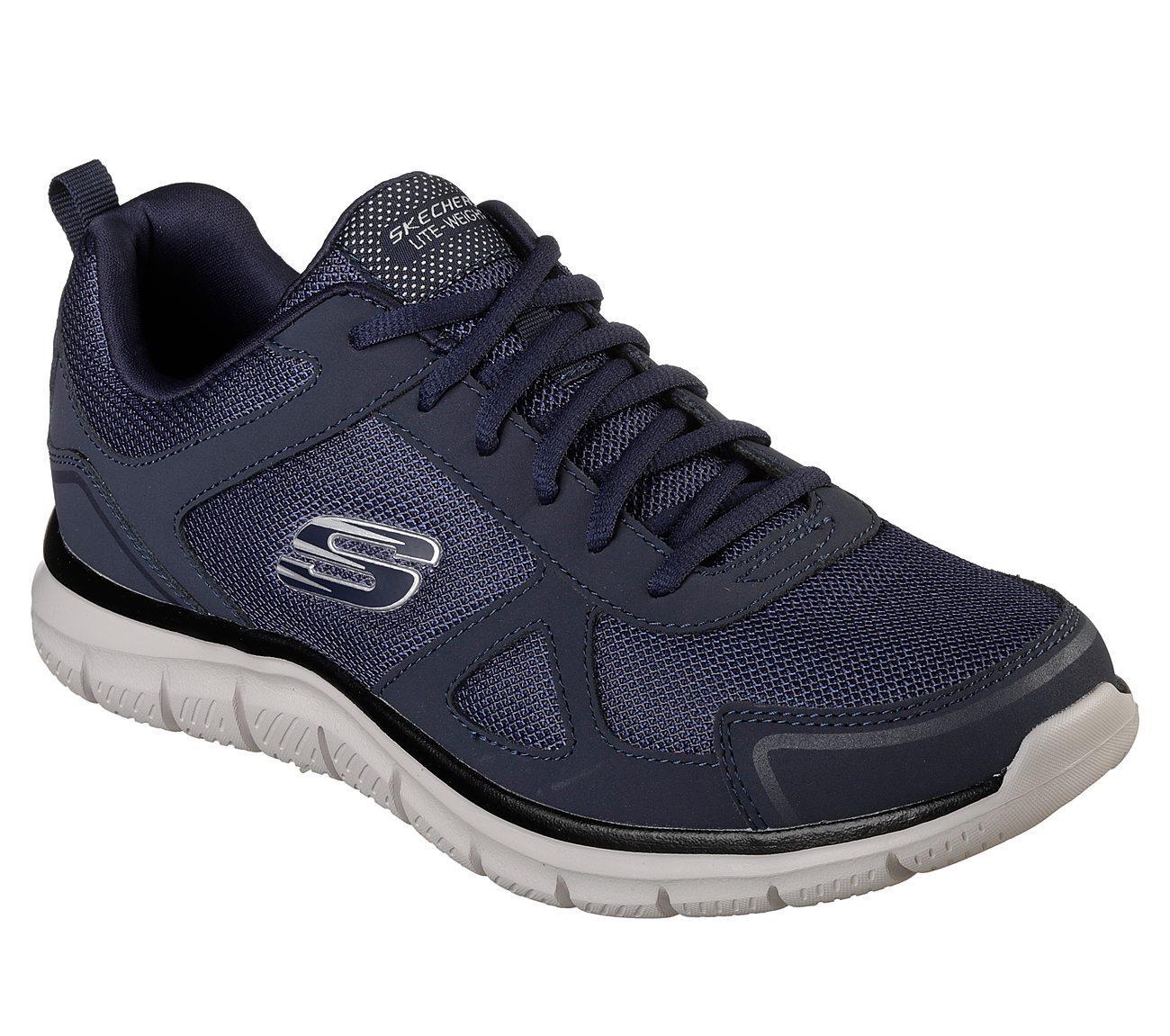 Skechers Track- Sclorıc Lacivert  Erkek Ayakkabısı