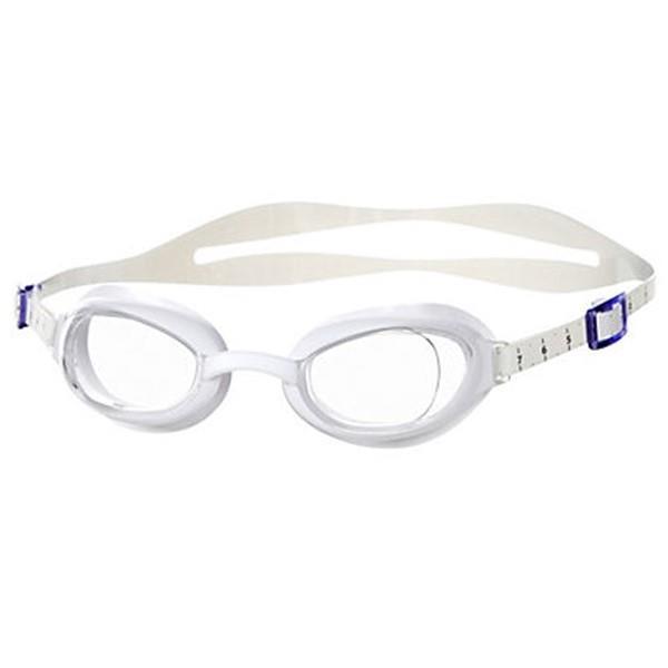 Speedo Aquapure Gog Af White/Clear Sp8090047237