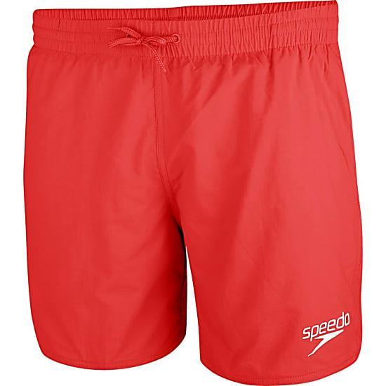 Speedo  Essentıals 16' WaterShort AM Kırmızı Erkek Deniz Şortu