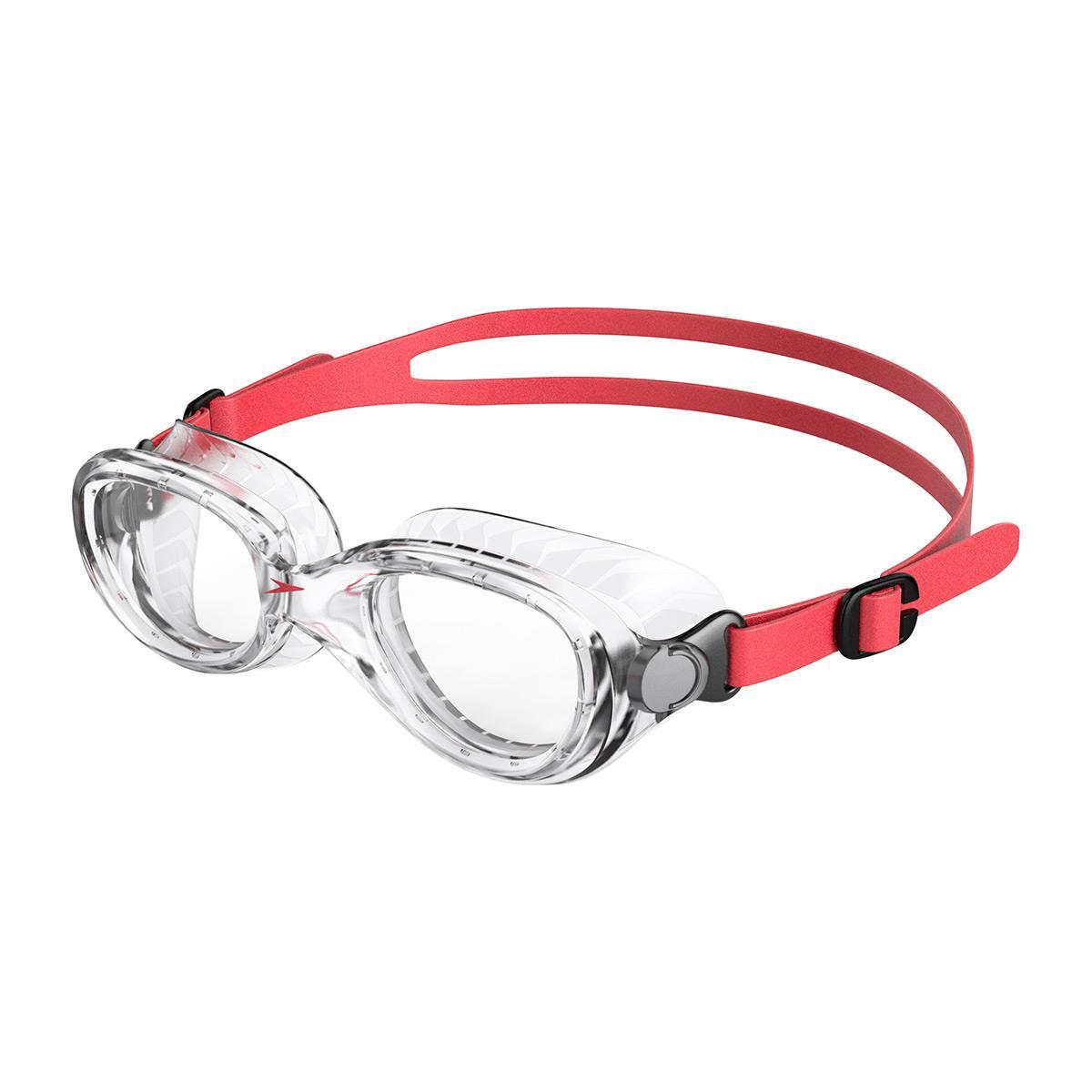 Speedo Futura Classıc JU RED/CLEAR Çocuk Gözlük