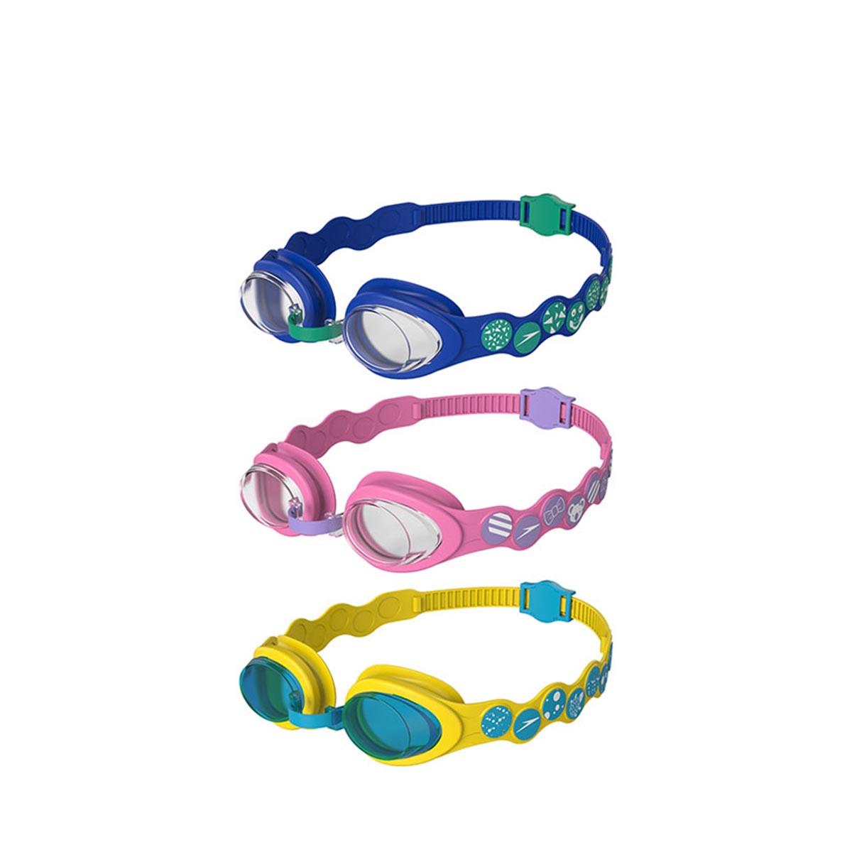 Speedo  Spot Goggle IU Brıght  Assorted Bebek Gözlüğü SP808382B971