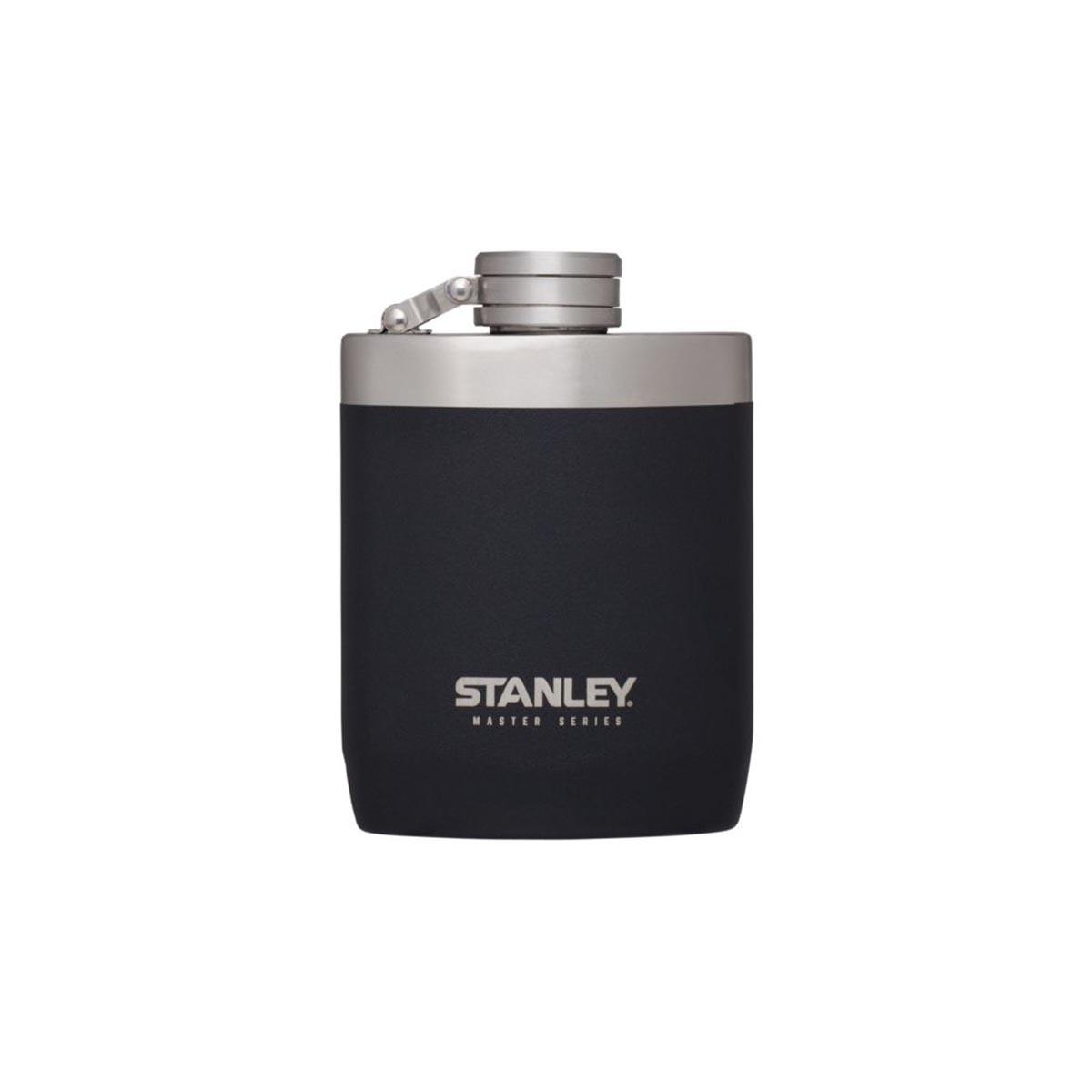 Stanley 8OZ Master Flask Foundry  BLACK EU AS1002892020