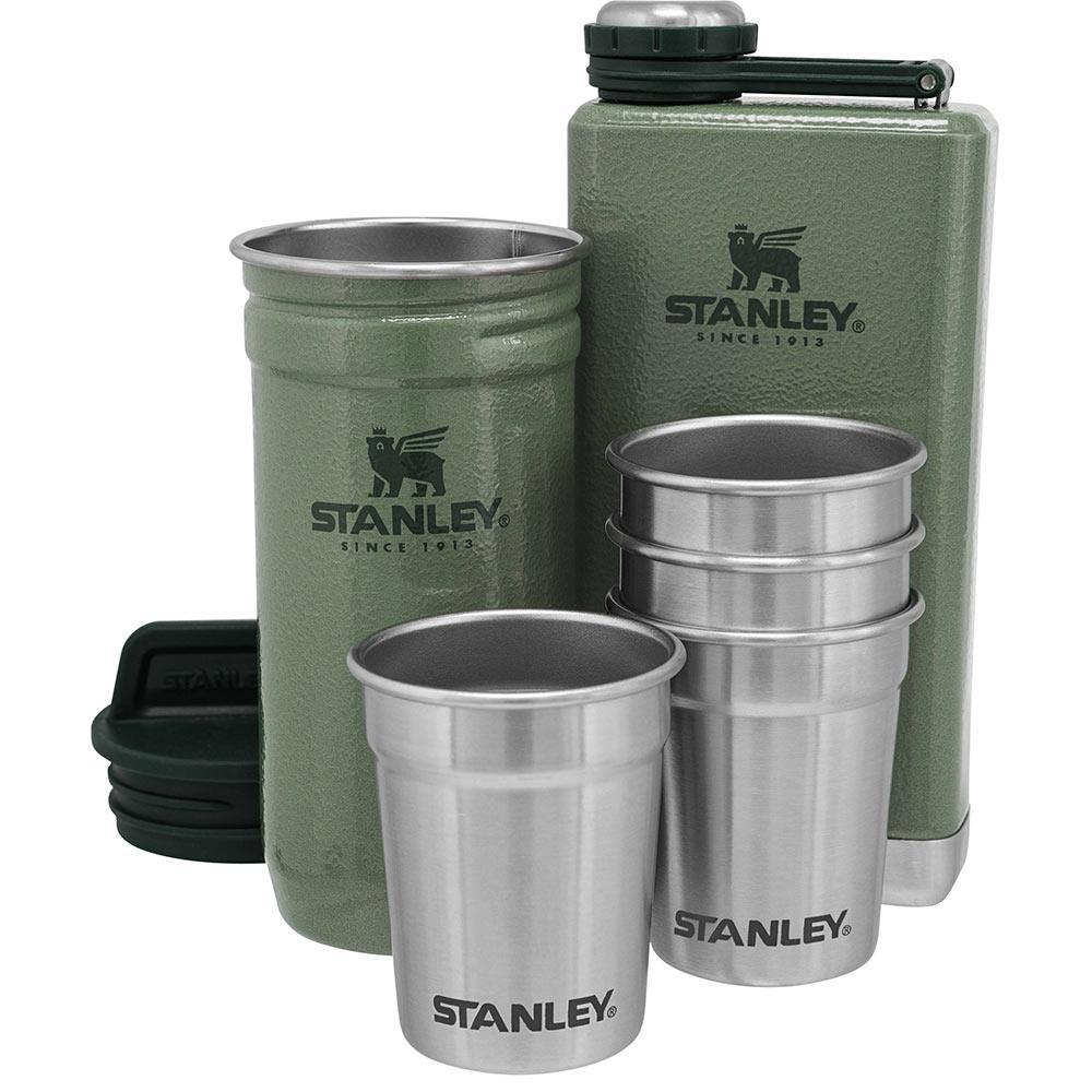 Stanley ADV Gıft Box Shot GL ST H.GRN-FLASK-EU