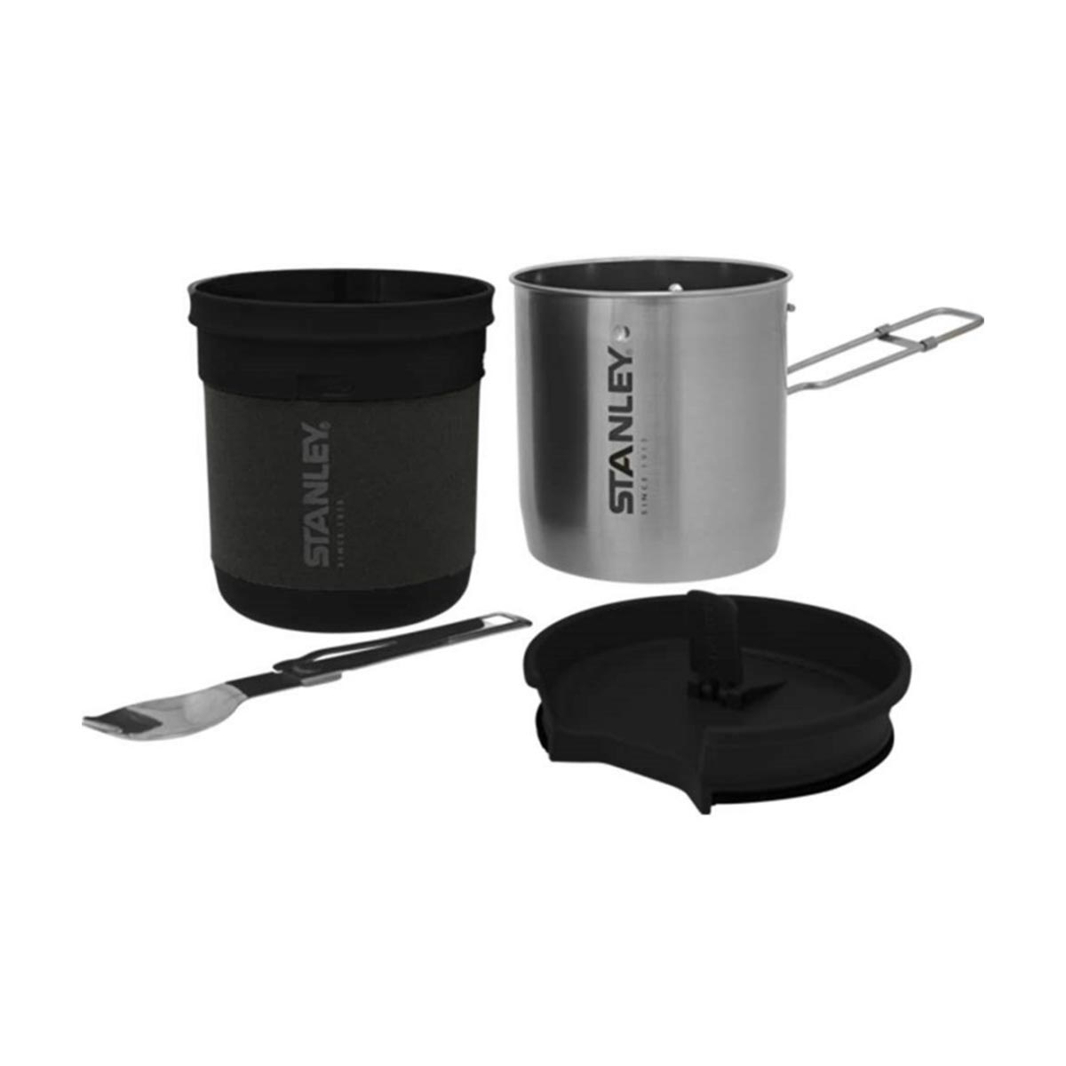 Stanley The Bowl+Spork Compact Cook Set 0,7LT AS1001856012