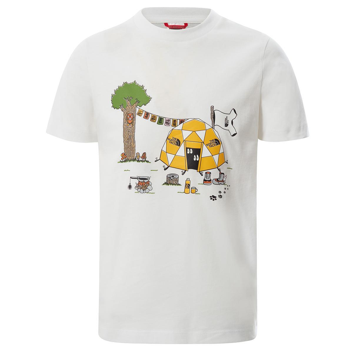 The North Face  Çocuk   S/S GRAPHIC Tişört