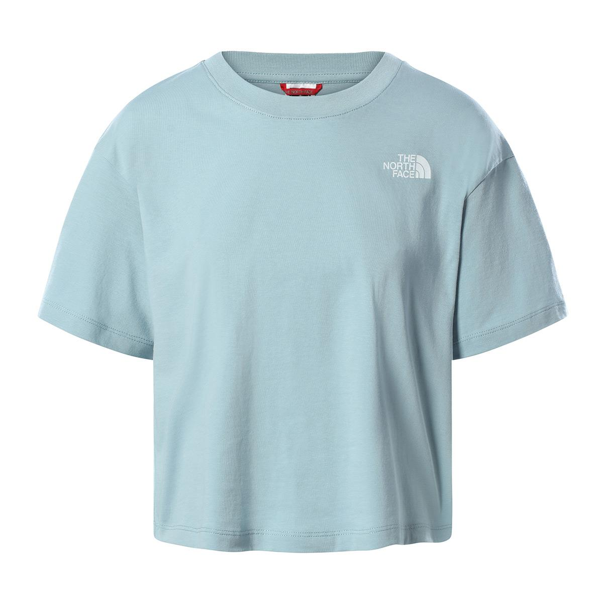 The North Face  Kadın CROPPED SIMPLE DOME Tişört