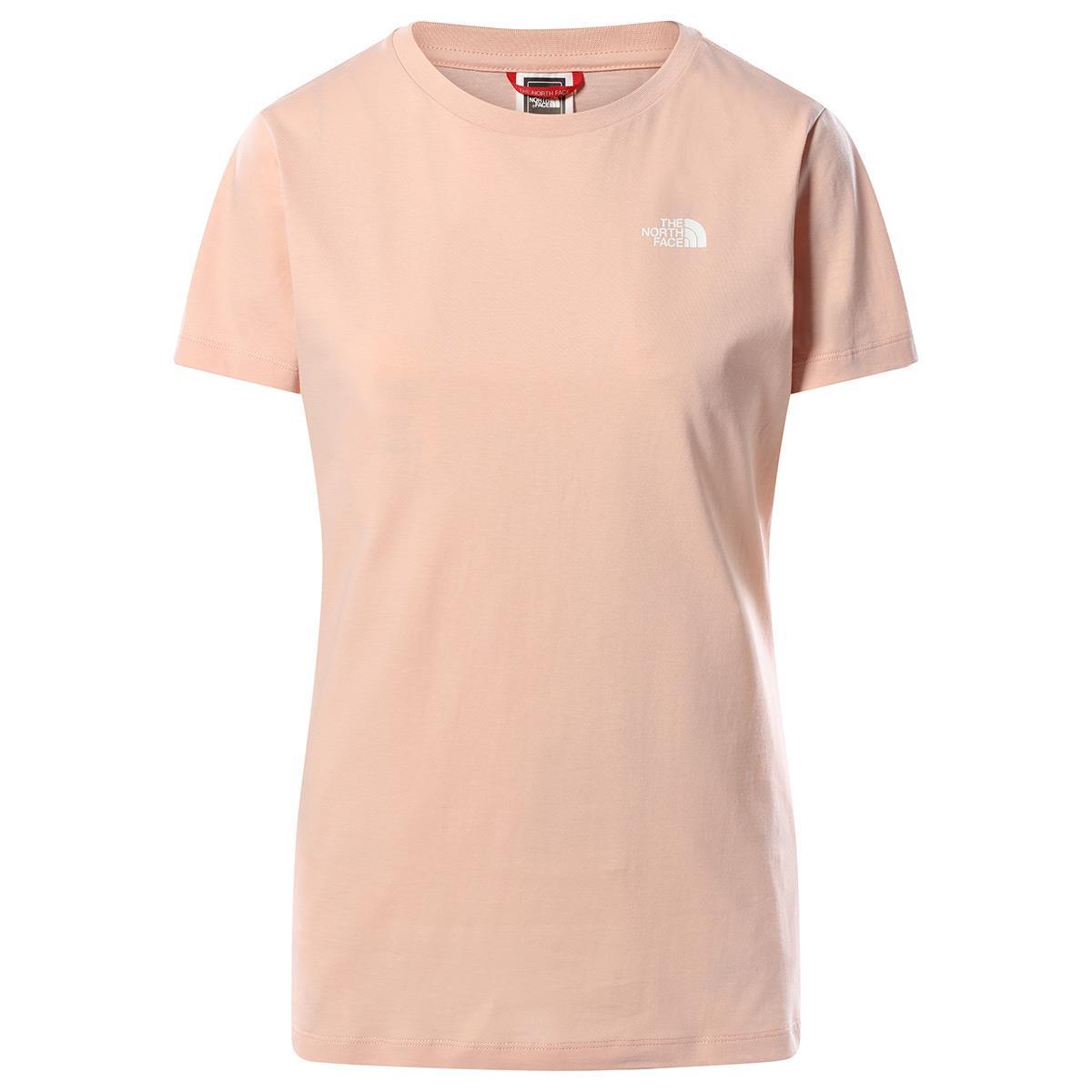 The North Face  Kadın S/S SIMPLE DOME Tişört