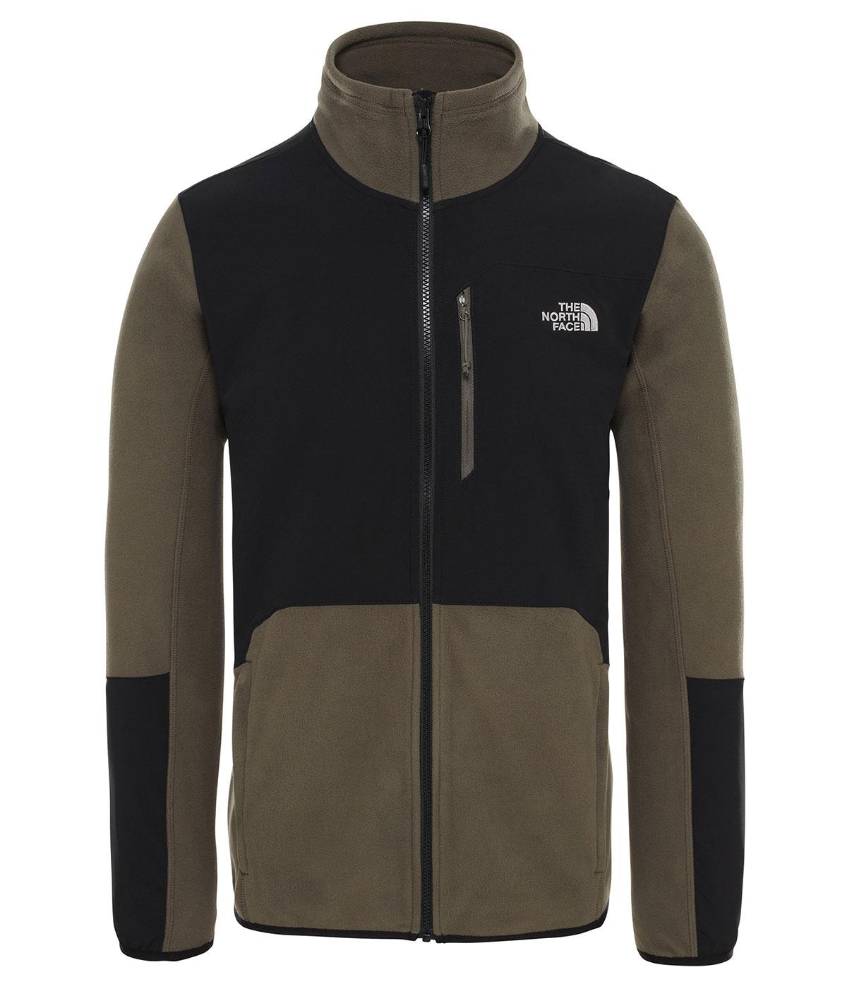 The North Face M Glacier Pro Fz Nf0A3Yfybqw1