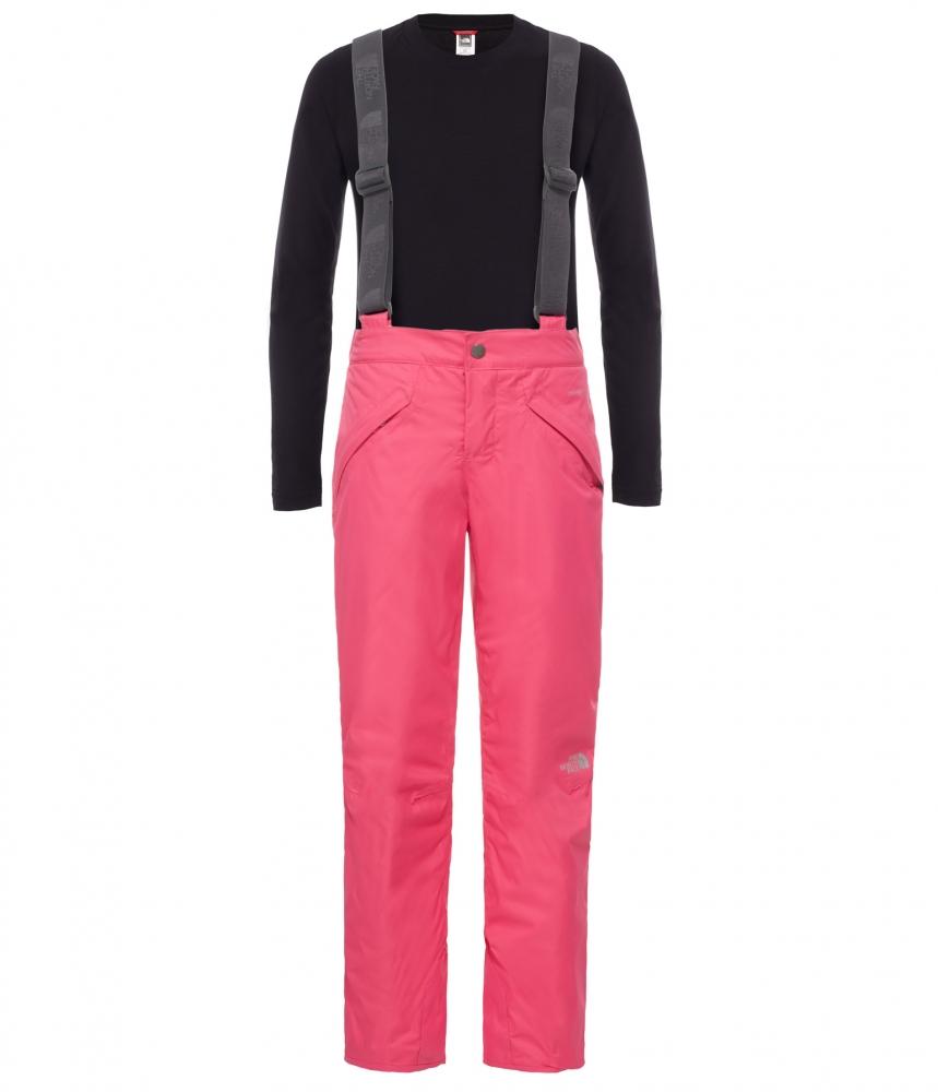 The North Face Snowquest Suspender Çocuk Pantolon T0Crv1Hbu
