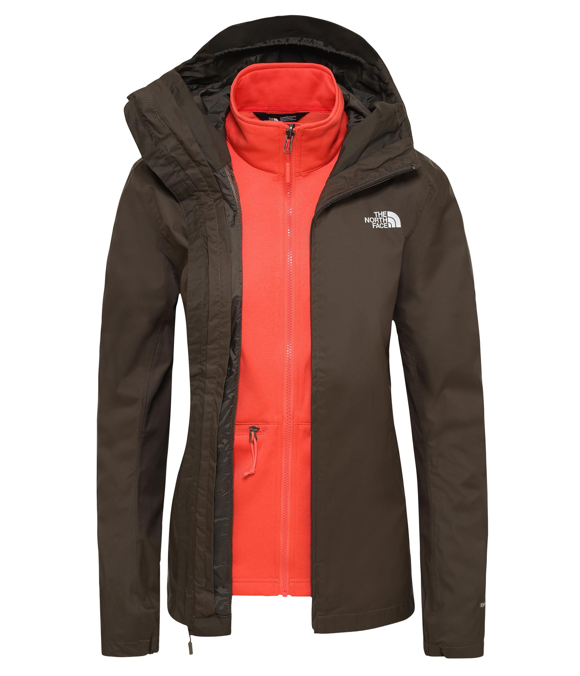 The North Face W Tanken Triceketnf0A33Hkga41