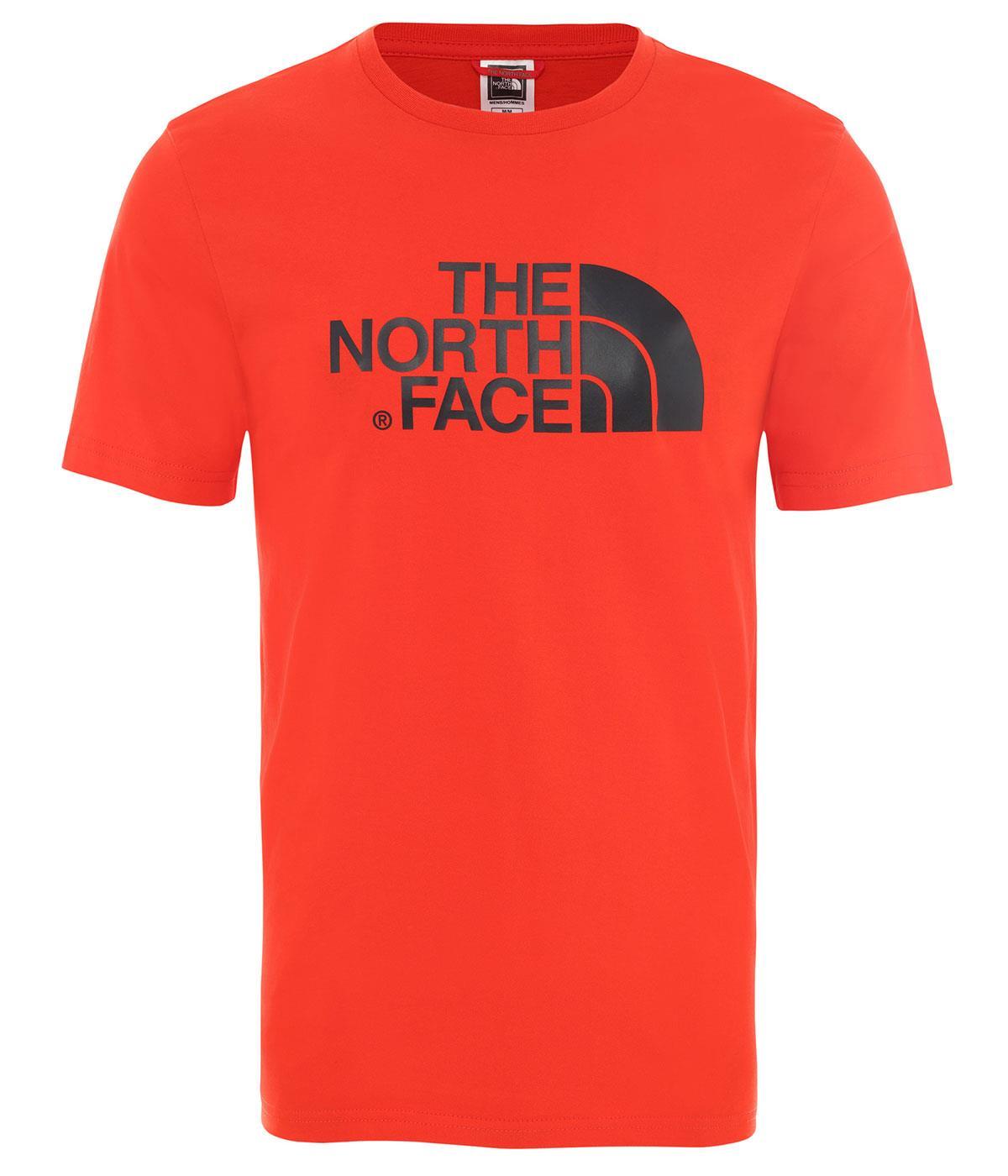 The Northface Erkek S/S EASY Tişört - EU NF0A2TX3WU51