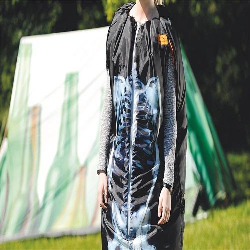 Easy Camp İmage Coat X Ray Uyku Tulumu Eca240091
