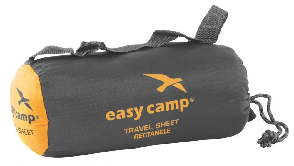 Easy Camp Travel Sheet Rectangle Uyku Tulumu Astarı Eca340694