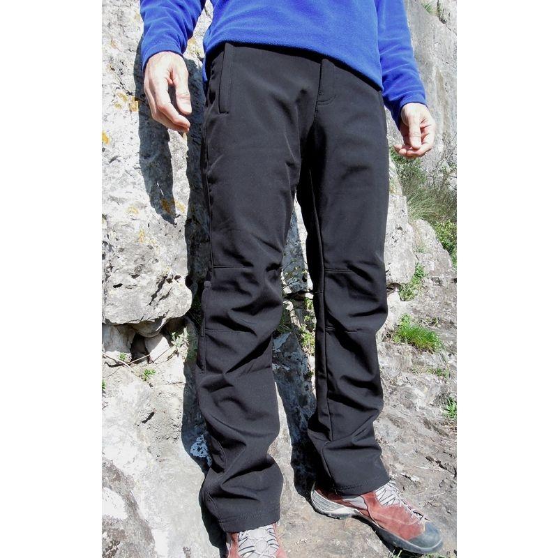 High Mountain Alpin Softshell Pantolon Drk0022